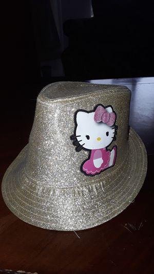 Hello kitty kids hat for Sale in Austin, TX