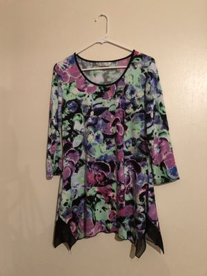 Bianca Nygard Tunic Size Small for Sale in Meriden, CT