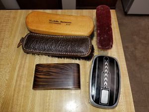 Vintage Shoe Boot Brushes- Lot of 5 for Sale in Springfield, OR
