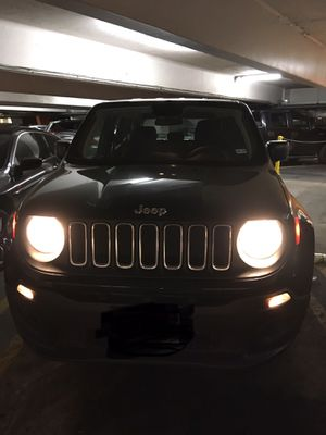 2018 Jeep Renegade Sport for Sale in Houston, TX