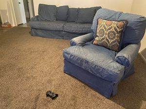 Jean couches for Sale in San Angelo, TX
