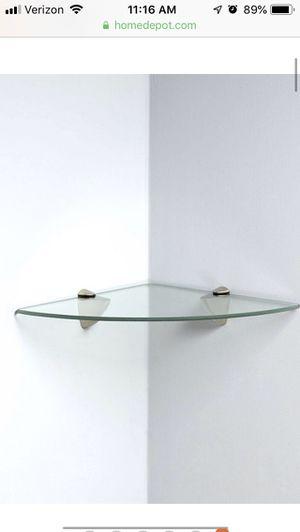 Modern glass shelves for Sale in Dublin, OH