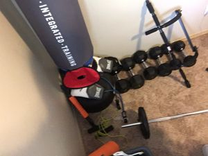 Workout equipment. for Sale in Tacoma, WA