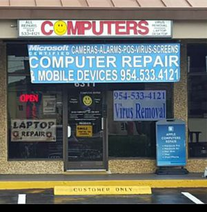Turnkey BUSINESS FOR SALE - 5 star rated computer cellphone tablet gamin console repair store once in a lifetime opportunity for Sale in Fort Lauderdale, FL
