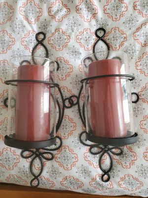Candle wall sconces for Sale in Deltona, FL