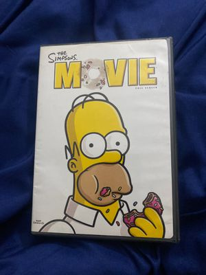The Simpsons Movie DVD for Sale in Brooklyn, NY