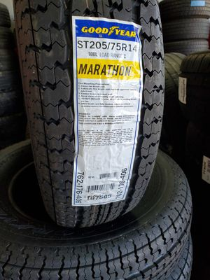 Trailer tire ST205 -75R14 for Sale in Indianapolis, IN