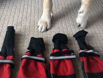 Fleece Lined Dog Booties for Sale in Leavenworth,  WA