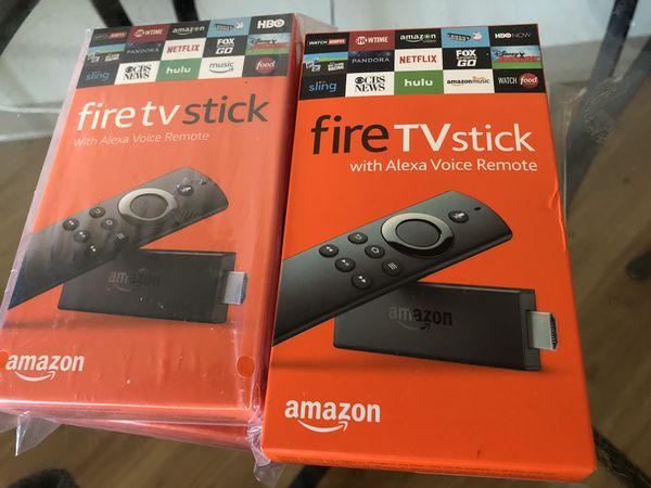 Amazon Fire TV Stick - Stream Movies & TV
