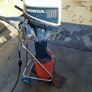 Honda 10hp Outboard Long Shaft for Sale in Cerritos, CA