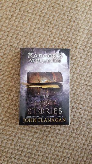 Ranger's Apprentice -Lost Stories! for Sale in Ramona, CA