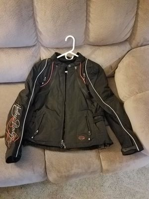 Harley Davidson riding gear jacket sz. M for Sale in Vancouver, WA