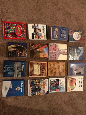 16 mixed books for —> Life, Health, Nursing, Animals, and Houses. for Sale in Murfreesboro, TN