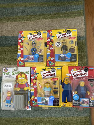 Simpson's collectibles for Sale in Bradenton, FL