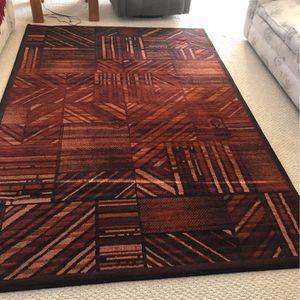 Contemporary Modern Design Rug for Sale in Tavares, FL