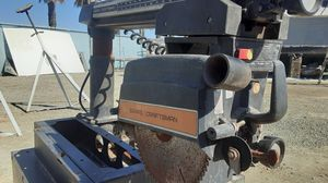 Table saw craftsman for Sale in Huntington Beach, CA