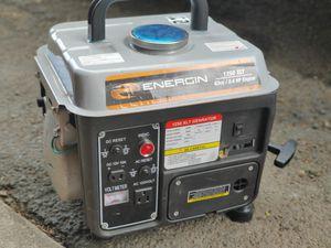 Energin portable generator for Sale in Tigard, OR