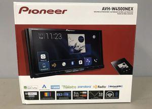 PIONEER AVH-W4500NEX WIRELESS CARPLAY WIRELESS ANDROID AUTO DVD CD AM FM BLUETOOTH for Sale in Pomona, CA