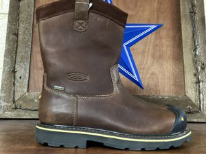 Keen Pull-On Steel Toe Work Boots for Sale in Grand Prairie, TX