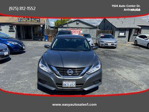 2017 Nissan Altima for Sale in Antioch, CA