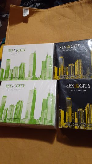 Perfumes sex in the city for Sale in Stockton, CA