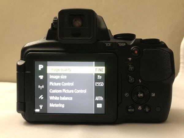 Nikon - COOLPIX P900 16.0-Megapixel Digital Camera - Black