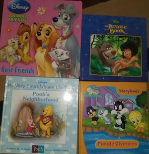 4 Children's books $5 for all for Sale in Mansfield, TX