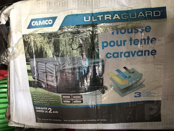 Brand New Camco ultraguard pop up camper cover