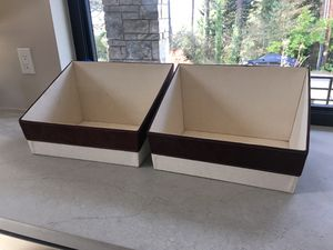 Very large storage/display container s for Sale in Bellevue, WA