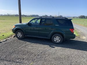 2002 Toyota Sequoia Limited 4x4 for Sale in Dayton, OR