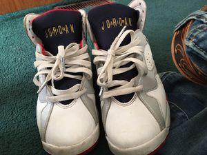 Jordan 7 olympic for Sale in Manor, TX