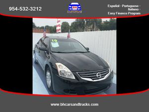 2010 Nissan Altima for Sale in North Lauderdale, FL
