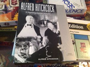 Alfred Hitchcoak puzzle and game for Sale in Austin, TX