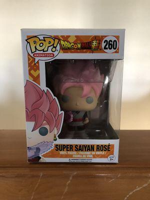 Super Saiyan Rosé Funko POP: 260 for Sale in Mill Creek, WA
