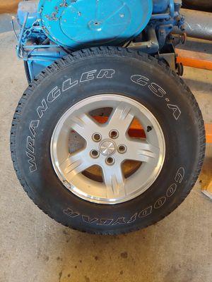 Jeep spare wheels 3 for Sale in Anacortes, WA