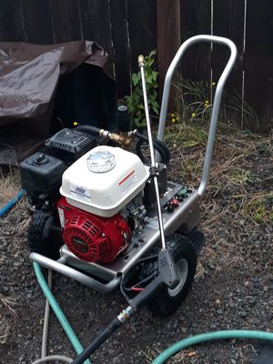 Hotsy pressure washer Honda gx200 motor for Sale in Seattle, WA