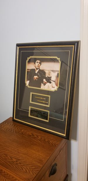 Scarface framed picture for Sale in Knoxville, TN