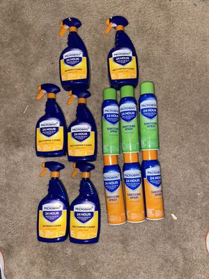 Cleaning supplies for Sale in Pawtucket, RI