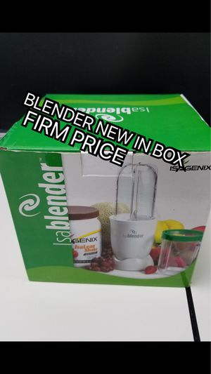 Blender brand new in box firm price for Sale in Los Angeles, CA