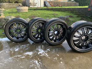 Tires and Rims for Sale in Seattle, WA