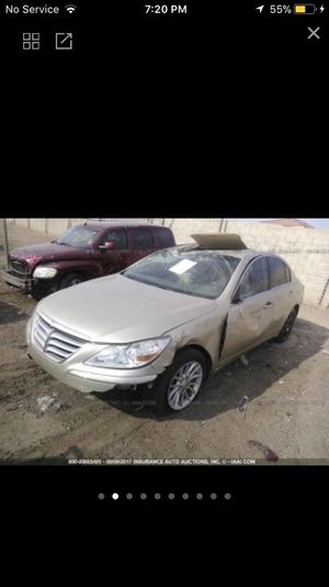 2011 Hyundai genesis parting out for Sale in Phoenix, AZ