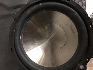 10 inch sub speakers both for 60 for Sale in Grand Rapids, MI