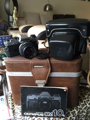 Camera Olympus OM10 for Sale in Queens, NY