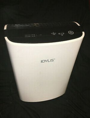 IDYLIS AIR PURIFIER HEPA MODEL AC-2125 for Sale in Pink Hill, NC