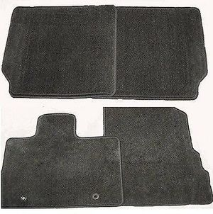 NEW Set of 4 Floor Mats Front / Rear Carpet Black OEM 2010-2011 Chevrolet GMC for Sale in Independence, KS