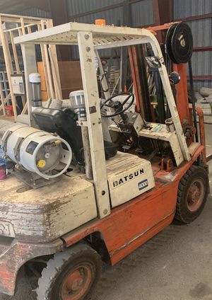 Datsun 4000 Forklift for Sale in Renton, WA