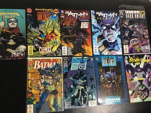 Batman Comic Books collection for Sale in Chandler, AZ