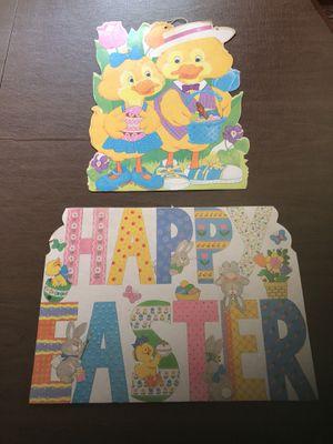 Vintage Easter Posters for Sale in Centreville, VA