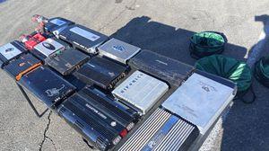 Amplifiers for Sale in Stockton, CA