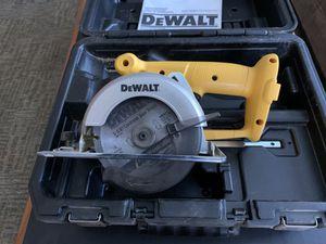 Dewalt trim saw for Sale in Cumberland, RI